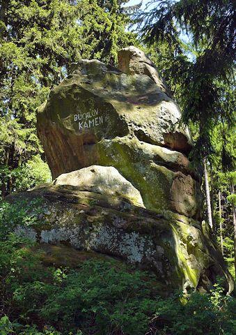 Buchlovský kámen (Chřiby) máme cca 1 km nad sebou. Zavítejte k nám! Těší se na…
