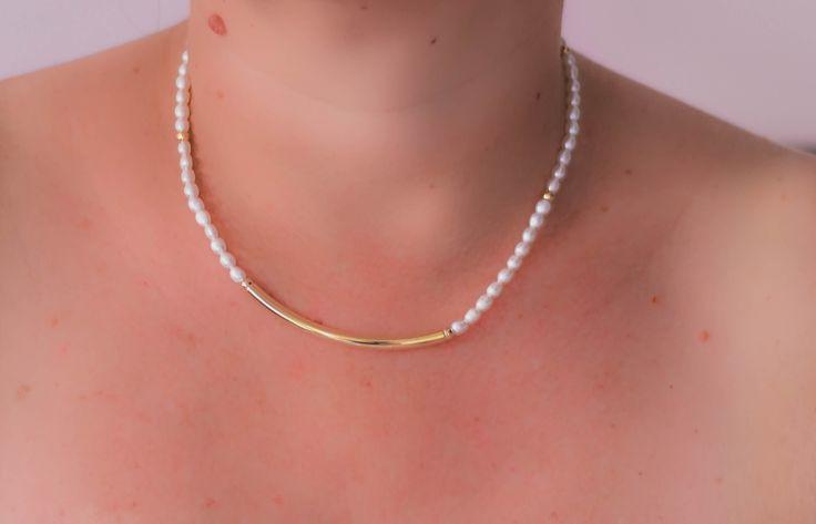 Collar de Perlas sencillo