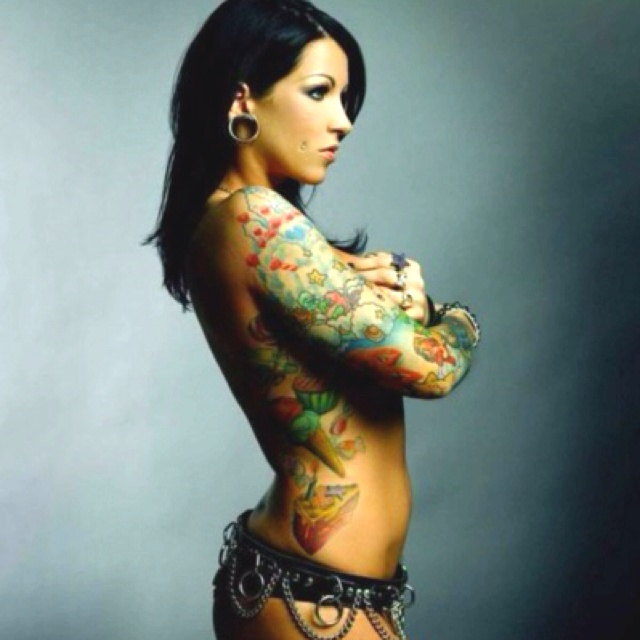 Pixie LA ink, she has the cutest tattoos on earth! love love love!