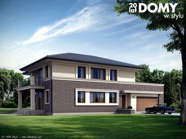 projekty domów energooszczędnych