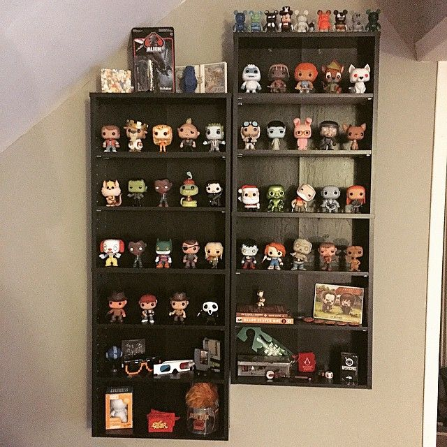 16 Best Display Your Funko Collection Images On Pinterest