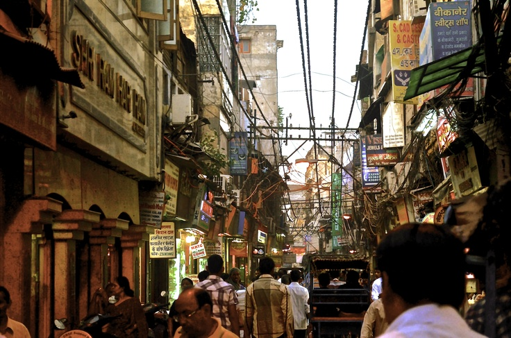 Old Delhi / India