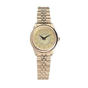 University of Cincinnati - Ladies 18K Gold 5 Micron Watch