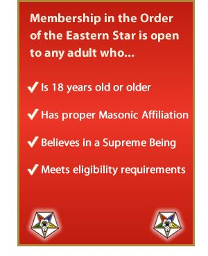 eastern star | ... Unity Grand Chapter Order of the Eastern Star | Milwaukee, Wisconsin