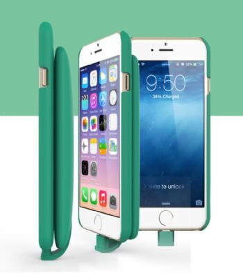 Coque avec batterie externe aimantée Lepow Pie pour iPhone 6  #case #iphonecase #iphone6case #iphone6 #powerbankcase #powerbank #powercase