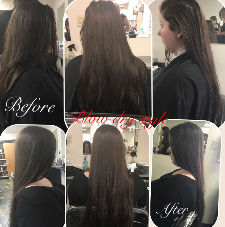 Blow dry style using nioxin shampoo and conditioner. Drying with a paddle brush with thermal style from wella. #nioxinforthewin #leavelovingyourlook #sammydurr