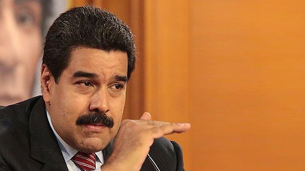 """Maduro: La directora del FMI """"tiene un espagueti en el cerebro"""" – RT"""