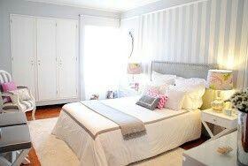 Lindo quarto, com cores neutras!