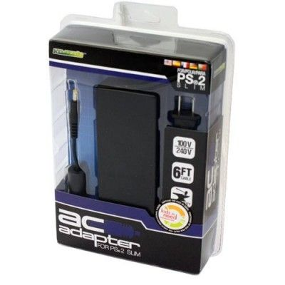 Sony Playstation 2 Slim Ac Adapter #Game Console #Playstation 2