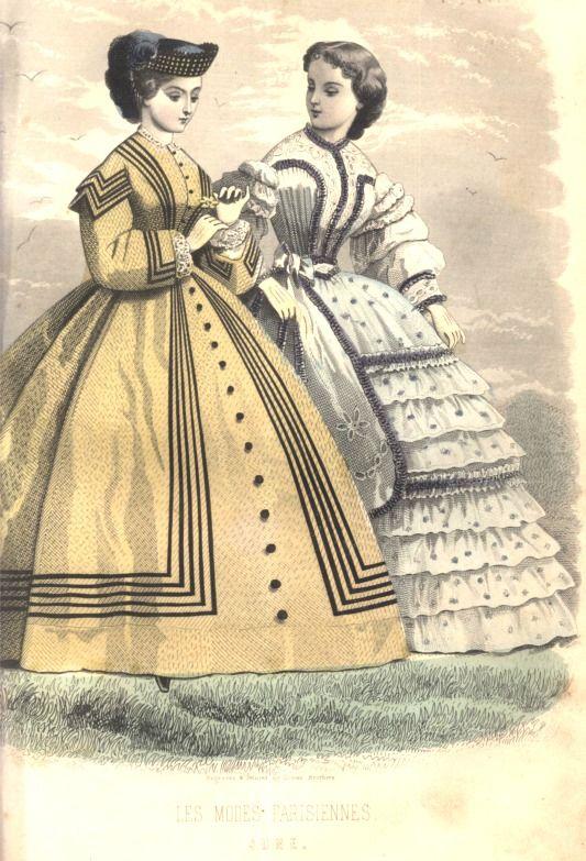 1862, Peterson's Magazine