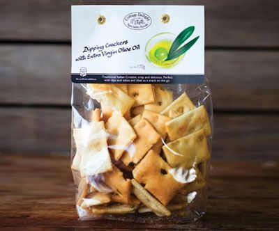 Cottage Delight Dipping Crackers