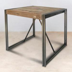 "TABLE A MANGER SEULE Table \""mange debout\"" 100 cm² - INDUSTRY"