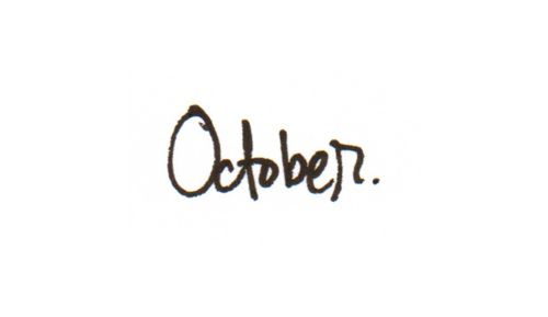 best month of the year!