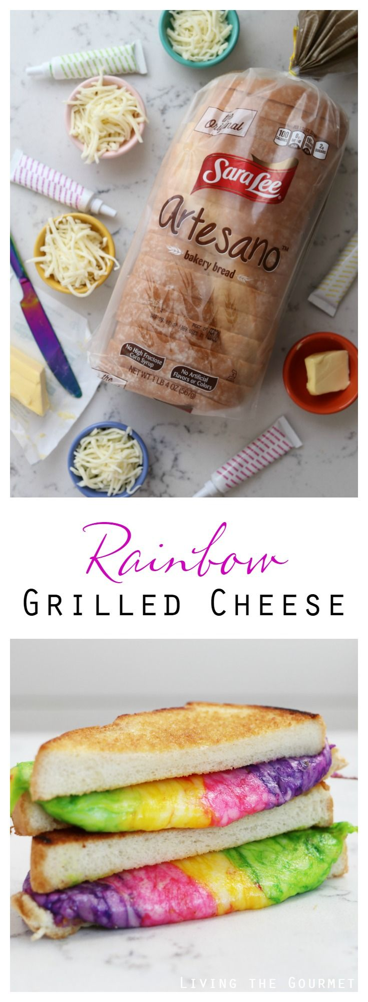 Today is National Grilled Cheese Day and we're celebrating with Sandwich Expert MacKenzie Smith who has partnered up with Sarah Lee Bread to create the most delicious grilled cheese sandwiches! You may be familiar with MacKenzie Smith if you follow along with Martha Stewart, Real Simple Magazine, Buzzfeed, Eater or The Huffington Post. She has...