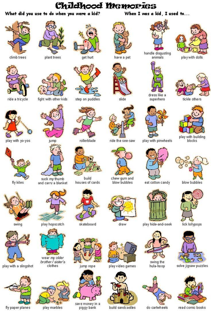 Childhood Memories | Fluent Land