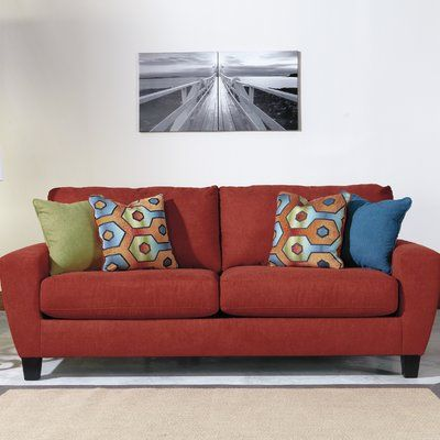 Perfect Featuring High Density Foam Cushions And Woven Polyester Upholstery, This  Loveseat Is A Soft And Stylish Seating Option For A Contemporary Living  Room. Amazing Design