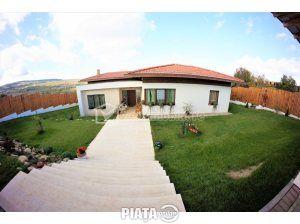 Imobiliare, Case, vile de vanzare, Casa individuala superba cu panorama si teren 3000 mp!, imaginea 1 din 9