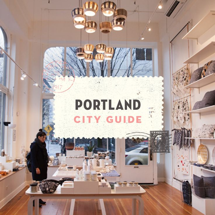 Portland, OR City Guide | Design*Sponge