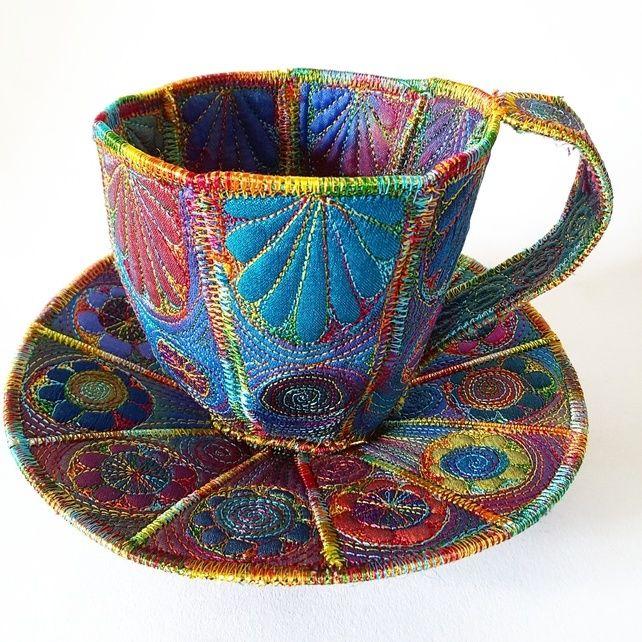 Cup & Saucer £80.00