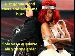 Resultado de imagen para frases de canciones en ingles traducidas en español