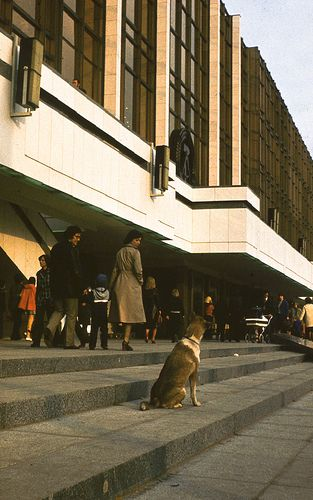 Palast der Republik, Berlin 1980's