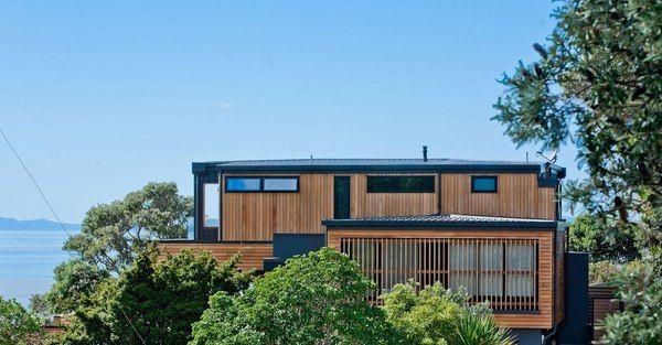 Окленд, Новая Зеландия Окленд, Новая Зеландия, World of building, сооружения, строительство, архитектура, дизайн, вилла, длиннопост