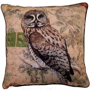 Rustic Decorative Pillows You'll Love | Wayfair