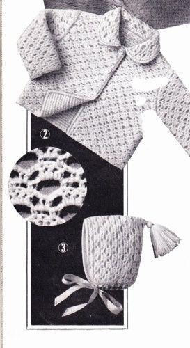 Layette: manteau réversible