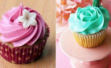 Dokonalý máslový krém na cupcaky i zdobení