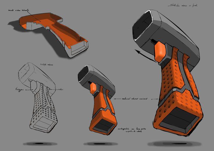 Design study -handle