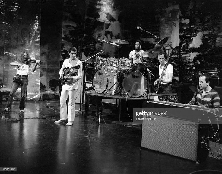 Mahavishnu Orchestra Stock Photos and Pictures | Getty Images