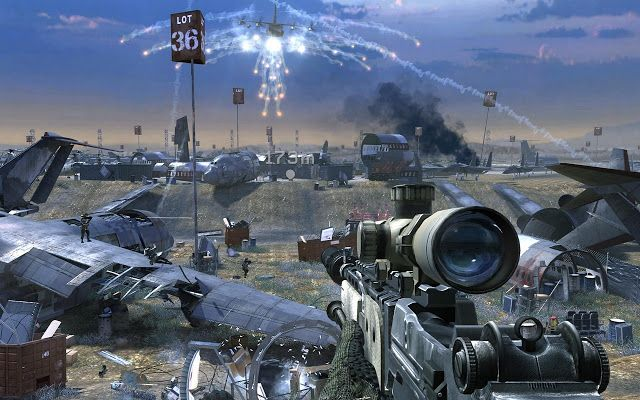 This game is the sixth game of the series Call of Duty was made by Activision & developed by Infinity Ward, gamers will be brought a new adventure in the world that is more challenging, where you can create your own character, ranging from the class, until the desired skill. You can also do customization with weapons and equipment that you have