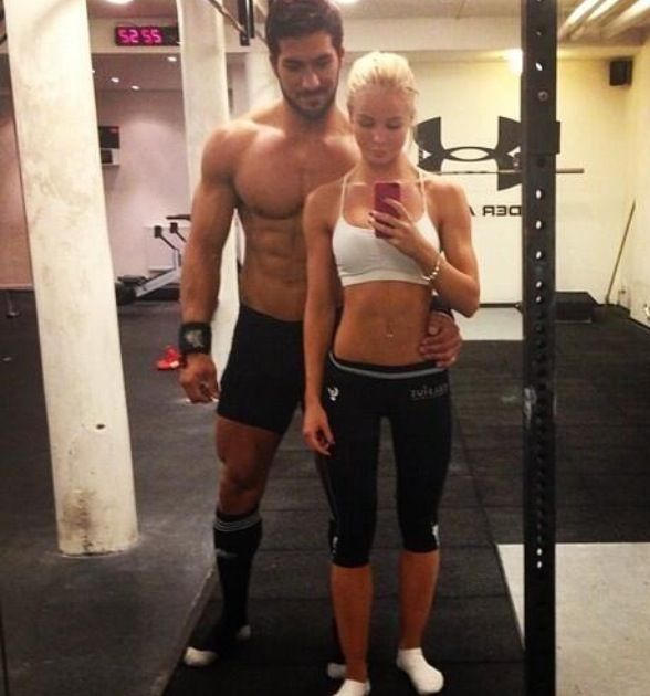 20 HOT Fit Couples That Train Together http://muscletransform.com/20-hot-fit-couples-that-train-together/