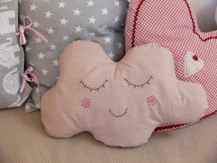 clouds cushion