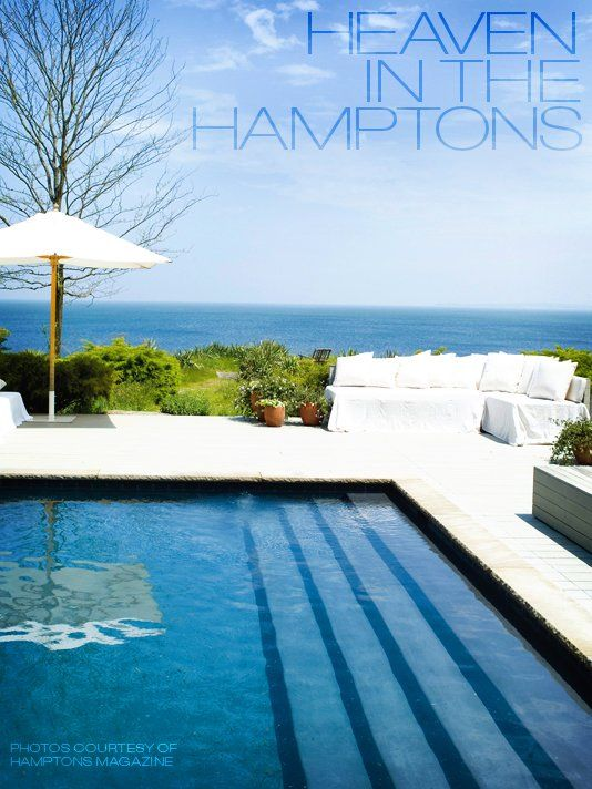 donna karanu0027s house at the hamptons