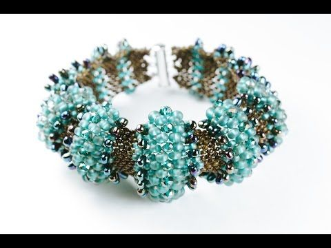 Interesting Russian tute on designing bracelets ~ Seed Bead Tutorials