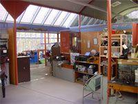 Kempsey Visitors Centre Interior
