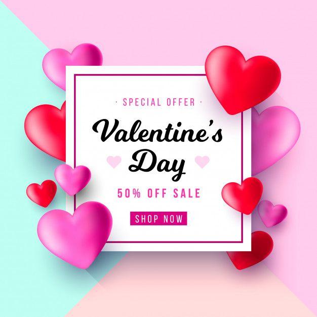 Download Realistic Valentine S Day Sale Background For Free Valentines Day Poems Valentines Valentines Wallpaper