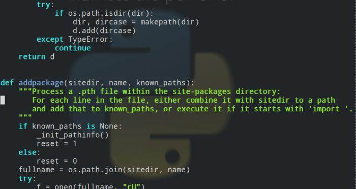 Tutorial Básico de Python – Parte I : Definición, Operadores y Tipos