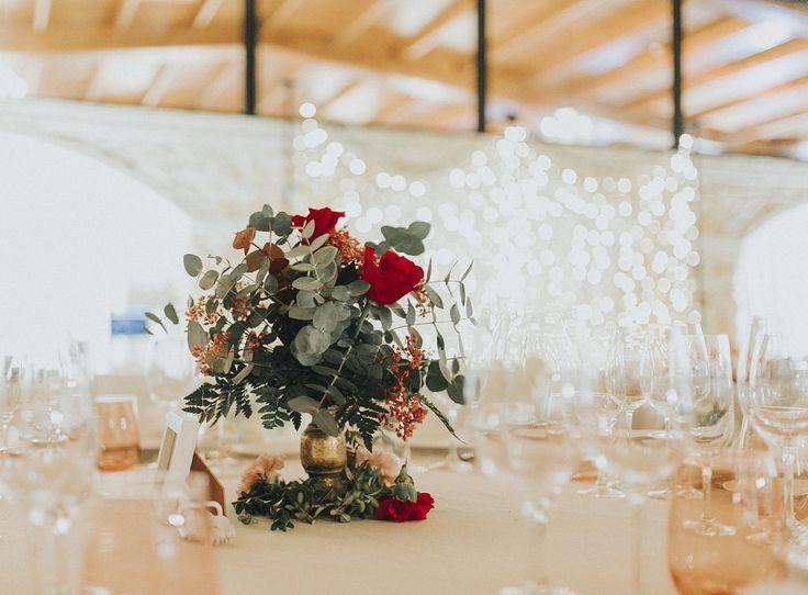 Decoración mesa boda #weddingsoundfestival #bodassrysrade /Foto: Fandi.es / Organización: Señor y señora de Más en www.señoryseñroade.com