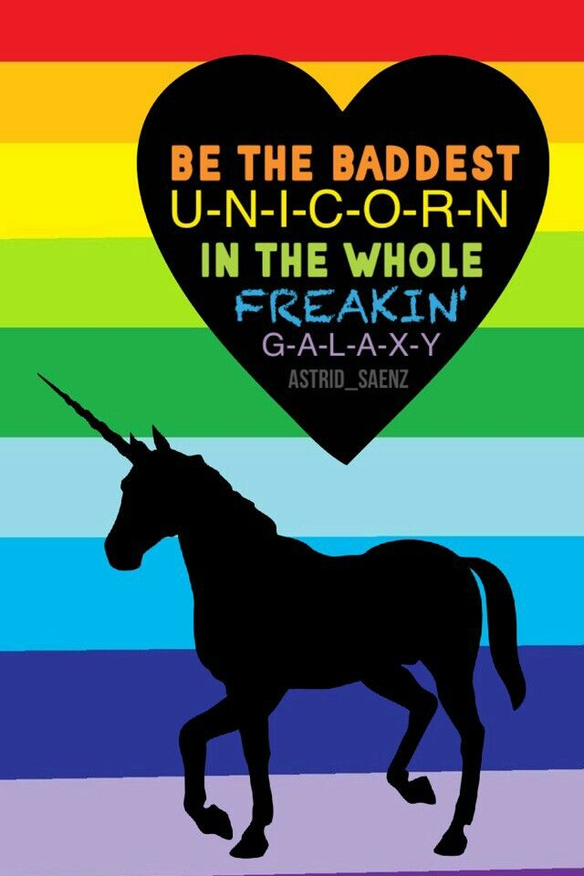 You too, can be a guardian of the galaxy ( except more awesome, since you're a unicorn)