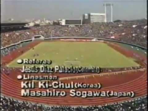 Nacional Campeón Copa Toyota 1988 (Carlos Muñoz) - YouTube