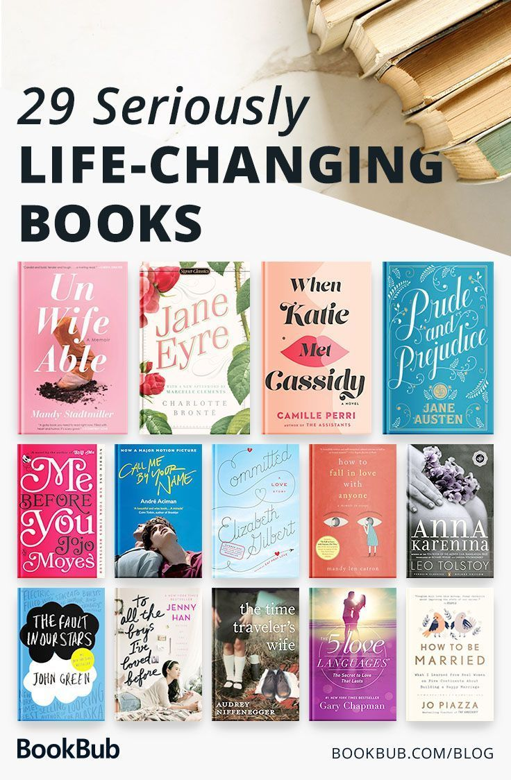 29 Life Changing Books About Love Worth Reading In 2020 Book Club Books Motivational Books Books For Teens