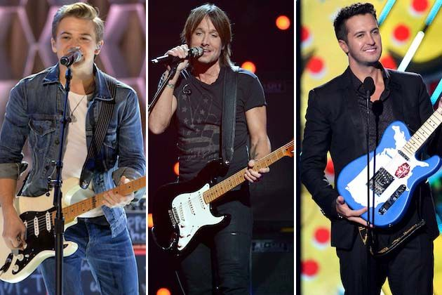 Keith urban and hunter hayes | The 2014 Houston Livestock Show  Rodeo lineup has just been announced ...