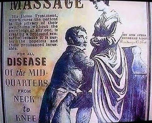 """SOBRE LA HISTERIA FEMENINA Y EL VIBRADOR En la antigua Grecia, cuando una mujer sufría de histeria, se decía que padecía de """"útero ardiente"""", luego en la Edad Media se la denominó com…"""