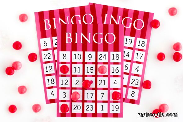 best 25  valentine bingo ideas on pinterest