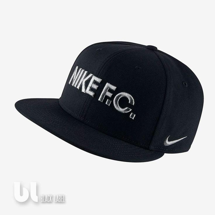 Nike F.c. True Block Snap Back Unisex Kappe Damen Herren Kinder Mütze Schwarz in Kleidung & Accessoires, Herren-Accessoires, Hüte & Mützen | eBay!