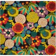 Floral Eclipse Outdoor Polyester Fabric