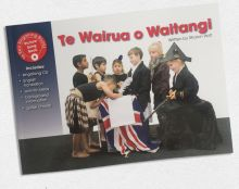 A new picture book on the treaty of Waitangi