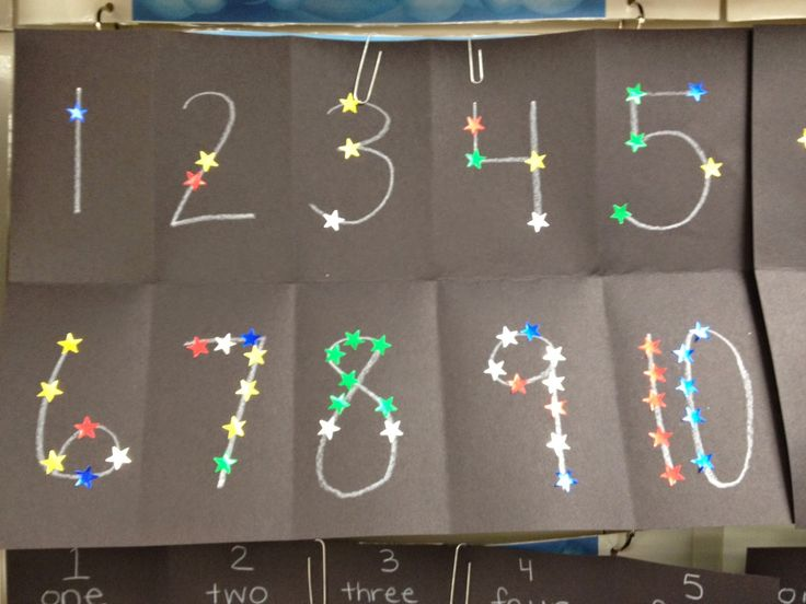 Star Number Constellations & more space fun  on The Teaching Zoo blog